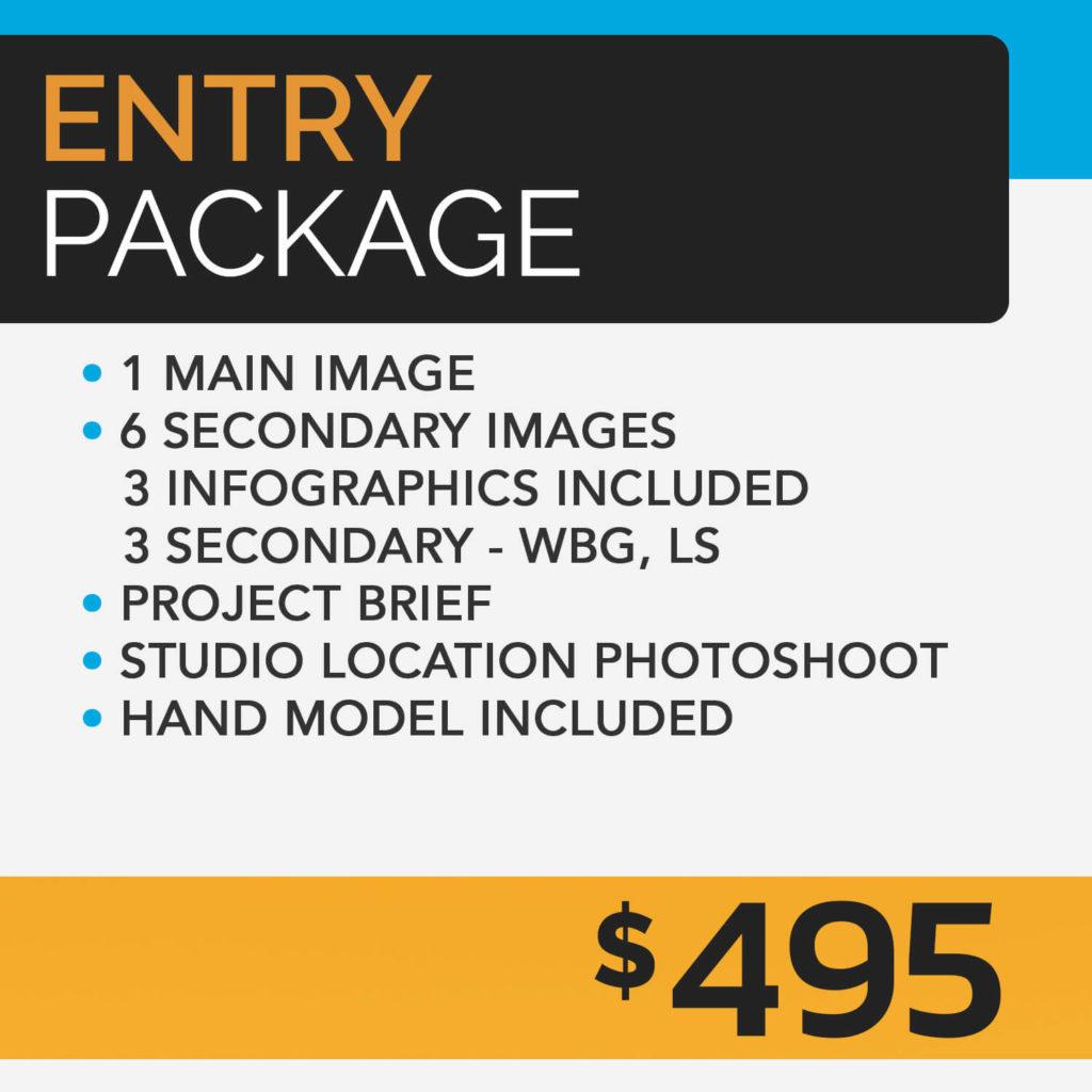 Entry Package Prime Label Studios