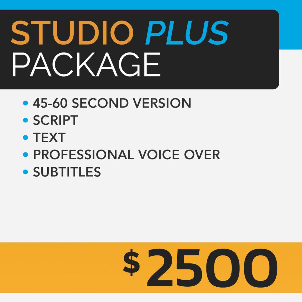 Studio Plus Prime Label Studios