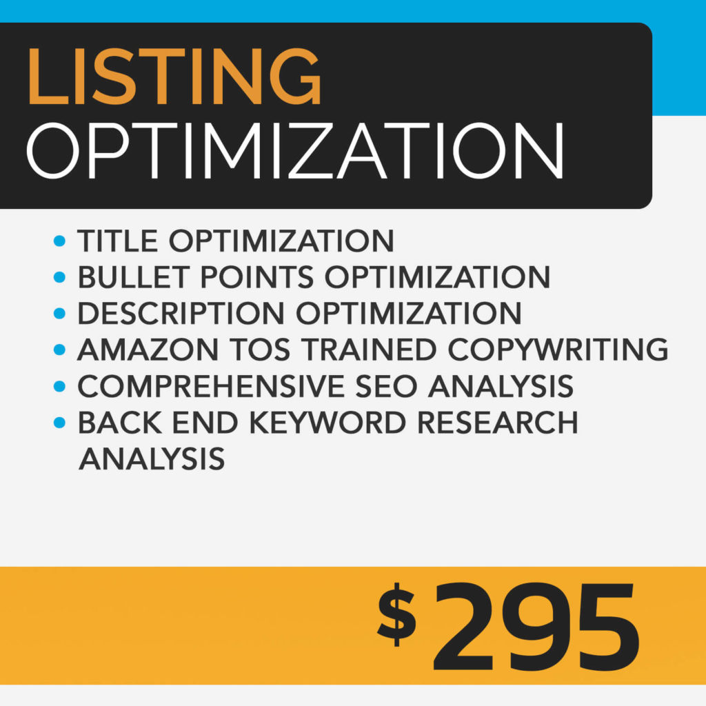 Listing Optimization Prime Label Studios