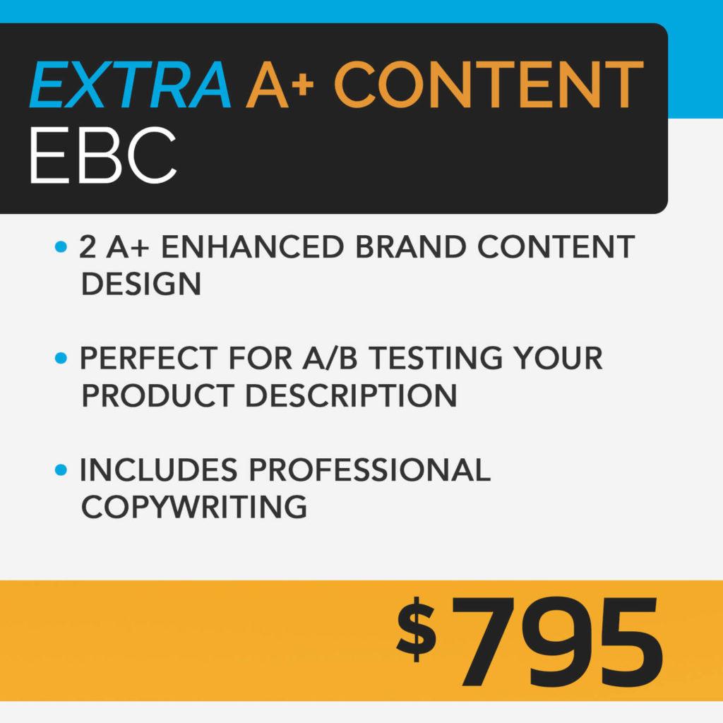 Extra A+ Content EBC Prime Label Studios