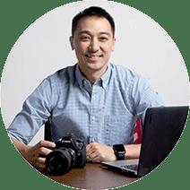 Justin - Photography Creative Director in Prime Label Studios